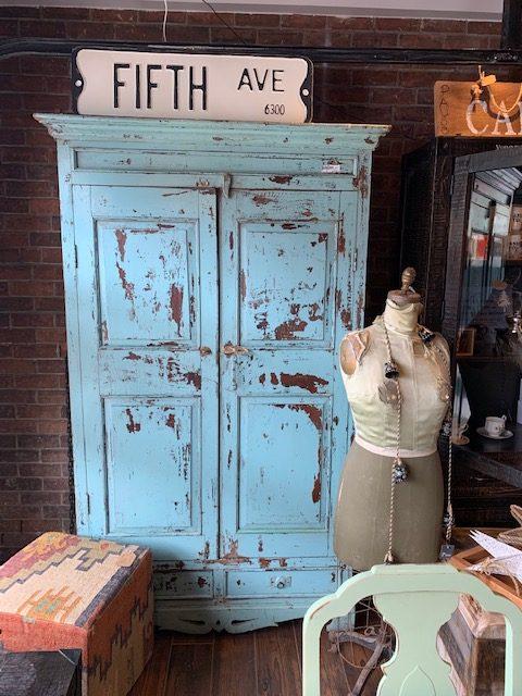 Belle armoire antique de l Inde